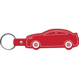 Logo Car Key Tag