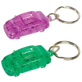 Customized Car Keytag