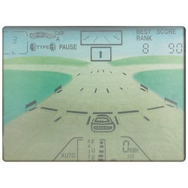 3 in 1 Car Racing Game Imprinted with Your Logo