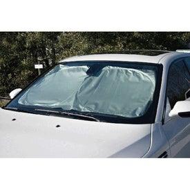 Customized Polyurethane Car Sun Shade