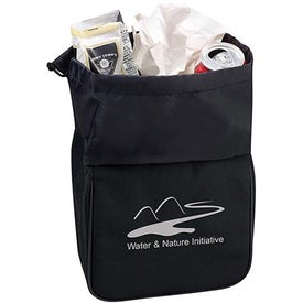 Branded Car Trash Container