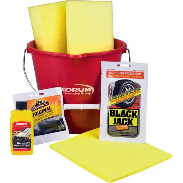 Car Wash Detailing Kit