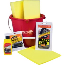 Car Wash Detailing Kit (1.75 Gal.)