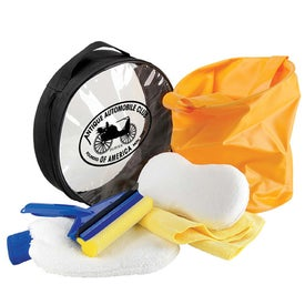 Car Wash Kit Branded with Your Logo
