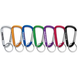 Carabiner Key Ring (6mm)