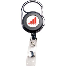 Carabiner Badge Holder for Your Company