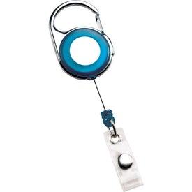 Carabiner Badge Holder for Advertising