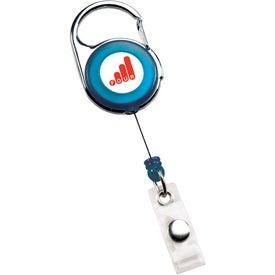 Carabiner Badge Holder Giveaways
