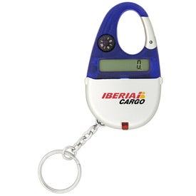 Carabiner Calculator Keychain for your School