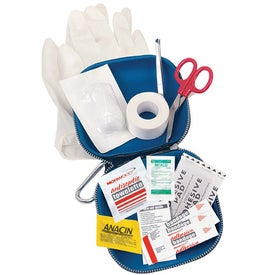 Carabiner First Aid Kit for Your Company