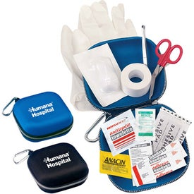 Carabiner First Aid Kit