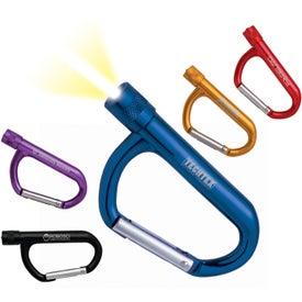 Carabiner LED Flashlight for Customization