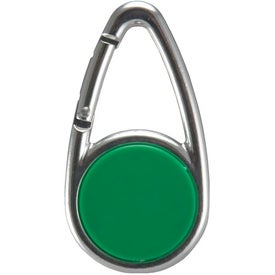 Domed Carabiner LED Light for Your Organization