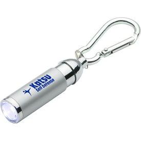 Carabiner Clip LED Light for Promotion