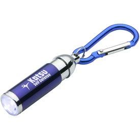 Carabiner Clip LED Light