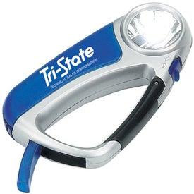 Carabiner Light Whistle