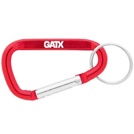 "2"" Carabiner for Marketing"