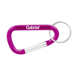 "2"" Carabiner with Your Logo"
