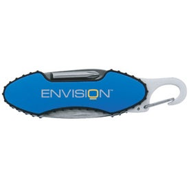 Carabiner Pocket Knife Branded with Your Logo
