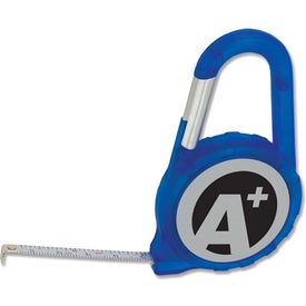 Custom Carabiner Tape Measure for Your Company