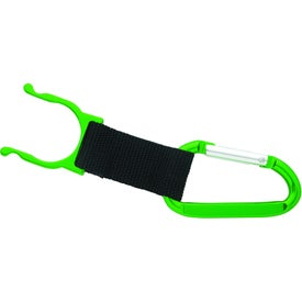Carabiner with Bottle Holder Giveaways