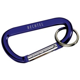 Custom Carabiner with Ring