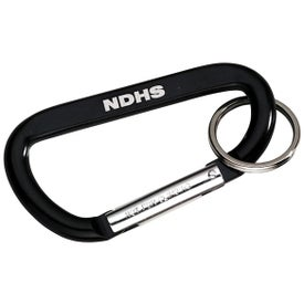 Carabiner with Ring Giveaways
