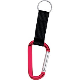 Carabiner for Advertising