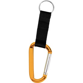 Carabiner with Your Logo
