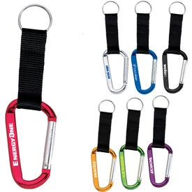 Carabiner Imprinted with Your Logo