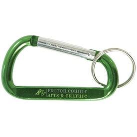 Customized Carabiner Keytags