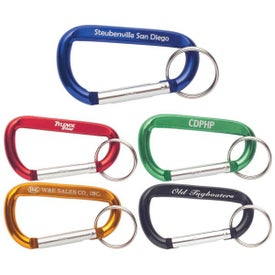 Carabiners with Keyring