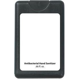 Promotional Card Shape Hand Sanitizer