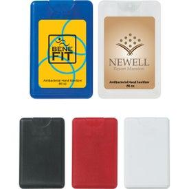 Card Shape Hand Sanitizer