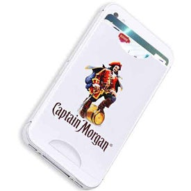 CardSafe Cell Phone Wallet for Advertising