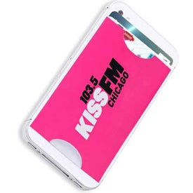 CardSafe Cell Phone Wallet for Promotion