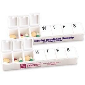 Carry Along All-Week Pill Box