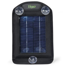 Catalyst Solar Charger for Marketing