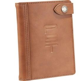 Cutter & Buck Legacy Passport Wallet
