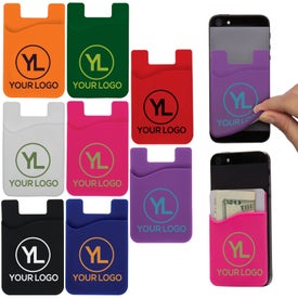Cell Phone Card Holders