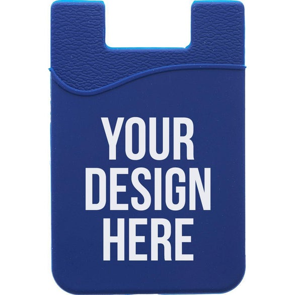 Promotional 3m silicon smart wallet cell phone card holders with cell phone card holders colourmoves Image collections