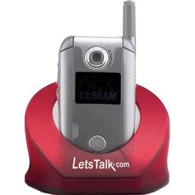 Logo Cell Phone Holder