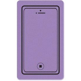 Monogrammed Cell Phone Jar Openers
