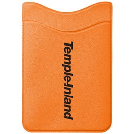 Cell Phone Wallet for Marketing