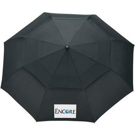 Chairman Auto Open/Close Vented Umbrella for Your Company