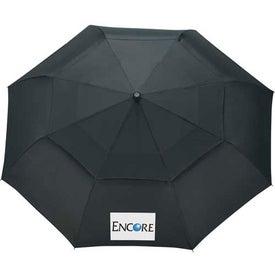 Chairman Auto Open/Close Vented Umbrella for Your Company