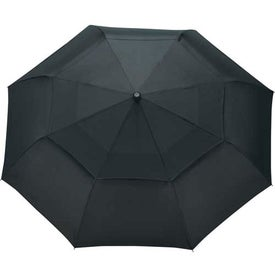 Promotional Chairman Auto Open/Close Vented Umbrella