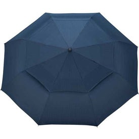 Chairman Auto Open/Close Vented Umbrella with Your Slogan