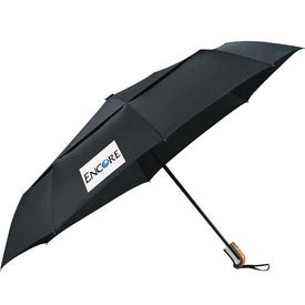 "Chairman Auto Open/Close Vented Umbrella (46"")"
