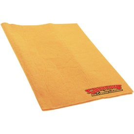 Chamois Printed with Your Logo